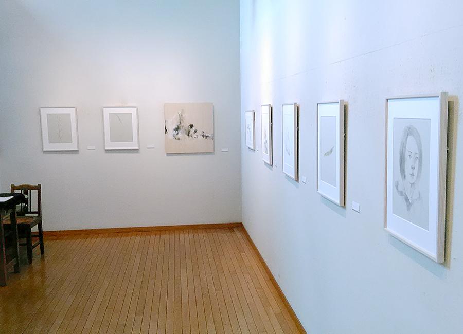 梅田恭子展 -いつかのあさに